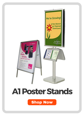 A1 Poster Holders
